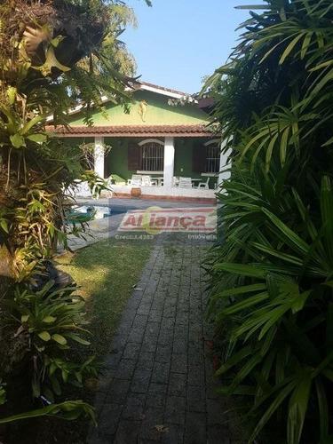 Casa Residencial À Venda, Riviera De São Lourenço, Bertioga. - Ai4253