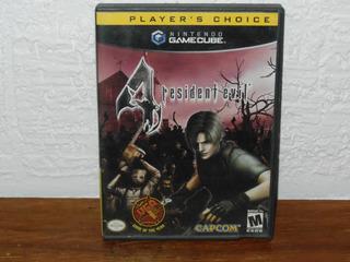Resident Evil 4 Game Cube
