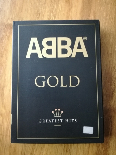 Abba Gold Greatest Hits Cd Doble + Dvd