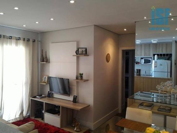 Innova São Francisco - Apartamento Residencial Para Venda Umuarama, Osasco. Ap12535.. - Ap12535