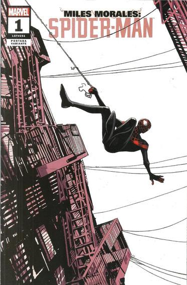 Spider Man Miles M Variante Fresh Start Marvel Comics Mexico