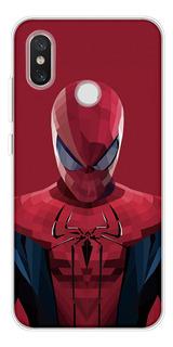 0fhdizzx - Para Xiaomi Mi 5s - Marvel Avengers Comics Soft T