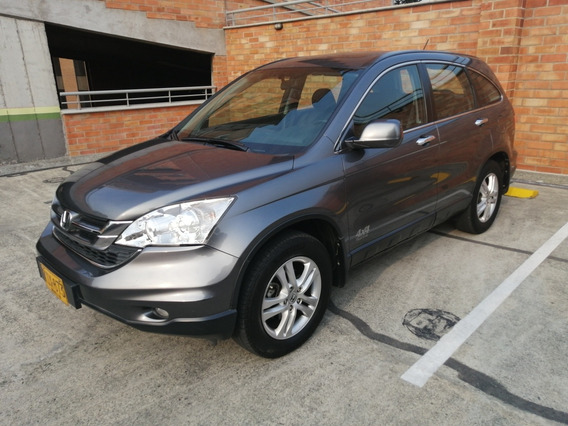 Honda Crv [3] Ex At 2400cc Ct Unico Dueño. Excelente Estado