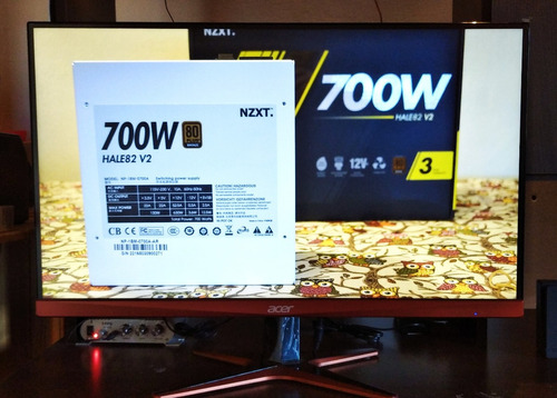 Monitor Acer 27  Xg270hu 144hz Wqhd 2k Gamer