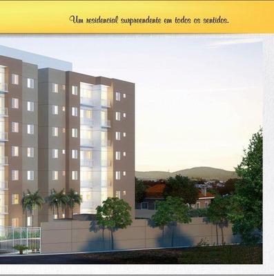 Breve Lançamento - Apartamento Residencial À Venda, Portão Vermelho, Vargem Grande Paulista. - Ap1187