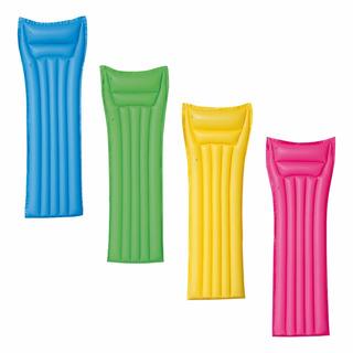 Colchoneta Inflable Basica Colores 44007 Bestway 183x69cm
