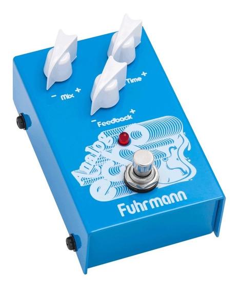 Pedal De Guitarra Fuhrmann Analog Echo / Pedal Delay