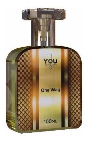 One Way ( One Million - Paco Rabanne) Masculino 100 Ml