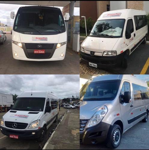 Imagem 1 de 4 de Locação De Vans E Microonibus Em Serpipe