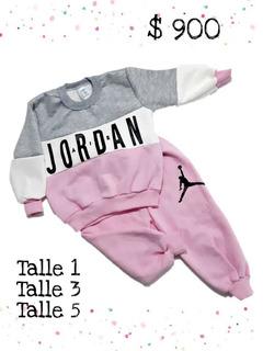 Conjunto Jordan Friza Línea Bebé