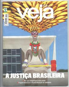 Revista Veja #2591 18/07/2018 A Justiça Brasileira