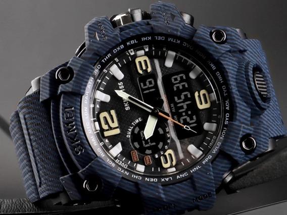 Relógio Skmei Sports 1155 Jeans