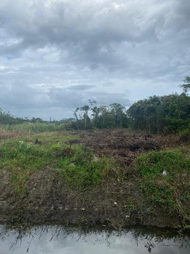 Terreno De Chácara Na Área Industrial Em Itanhaém - Ter051