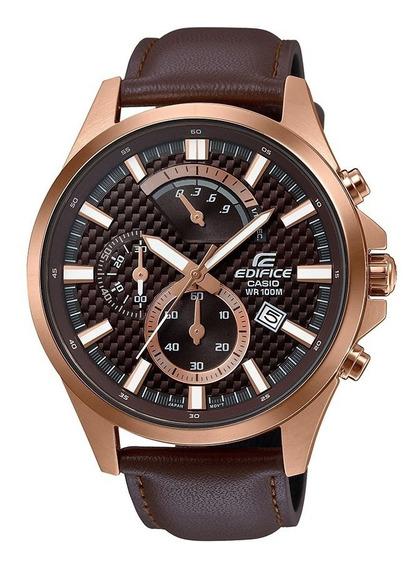 Relógio Analógico Casio Edifice Masculino Efv-530gl-5avudf