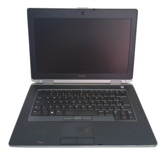 Notebook Dell Latitude 6430 - I7 3° - 4 Gb De Ram - Hd 500