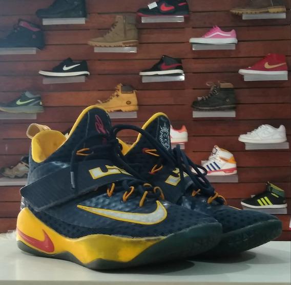 Tênis Nike Zoom Lebron James Soldier 7 Tam 39 Original
