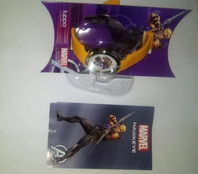 Reloj Marvel Ojo De Halcon (hawkeye)