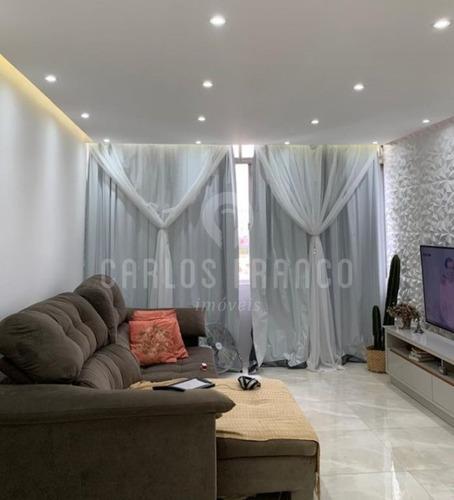 Imagem 1 de 13 de Apartamento 4 Dormitórios - Santo Amaro - Cf68455