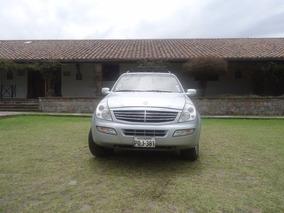 Ssangyong Rexton 2006. Motor Mercedes Benz. Turbo Diesel