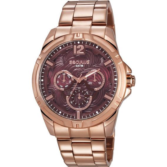Relógio Feminino Seculus 28971lpsvrs1