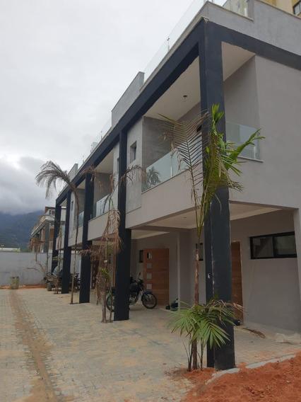 Casa Condominio Novo - Massaguaçu - Caraguatatuba