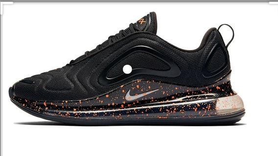 Nike Air 720 Orange Black