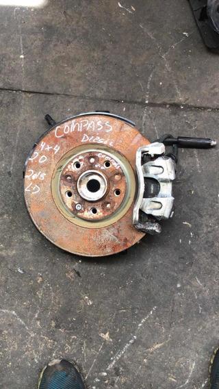 Manga De Eixo Lado Direito Jeep Compass 2.0 4x4 Diesel 17/19