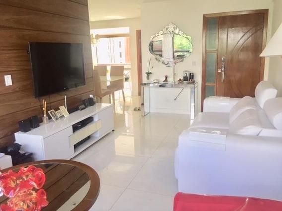 Apartamento Em Pituba, Salvador/ba De 133m² 3 Quartos À Venda Por R$ 600.000,00 - Ap198320