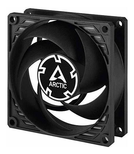Ventilador Arctic P8 Pwm - 80 Mm Pc Case Fan With Pwm, Press