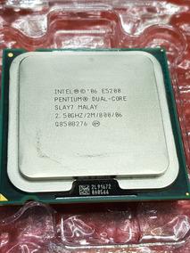 Processador Pentium Dual-core E5200