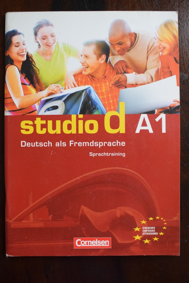 Studio D A1 Sprachtraining (winheit 1-12)