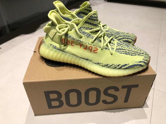 adidas Yeezy 350 V2 Semi Frozen Yellow
