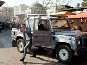 Land Rover Defender - Camioneta - 4x4 - Todo Terreno