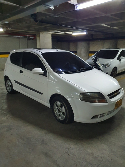 Chevrolet Aveo Gti 2008