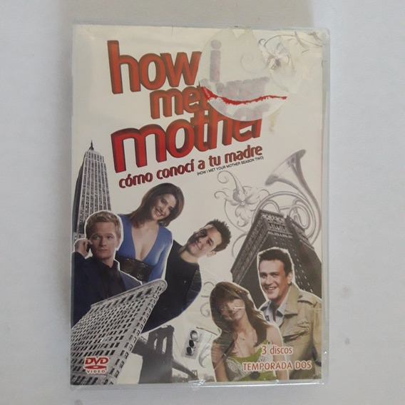 Serie How I Met Your Mother Temporada 2 Dvd