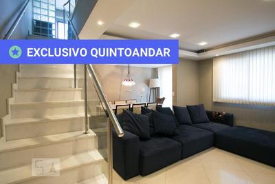 Apartamento No 8º Andar Mobiliado Com 3 Dormitórios E 2 Garagens - Id: 892916508 - 216508