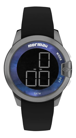 Relógio Mormaii Feminino Digital Maui Mo13001d/8p