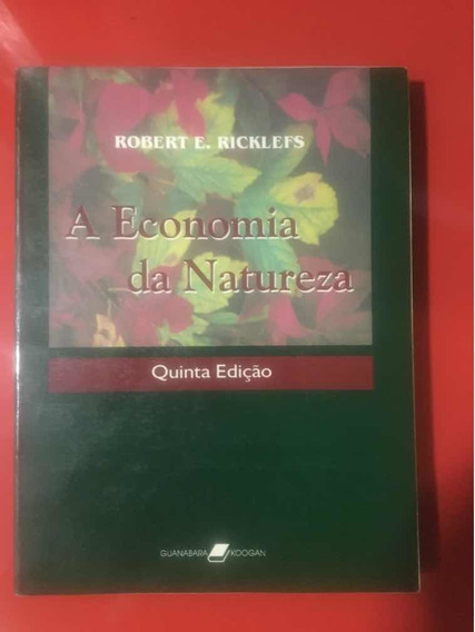 Livro A Economia Da Natureza