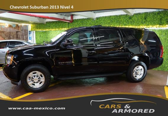 Chevrolet Suburban 2013 Blindado
