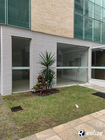 Loja Nova De 71,27m² Na Avenida Oceanica Na Praia Do Morro - Pt00002 - 34273384