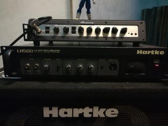 Cabezal Hartke Lh500
