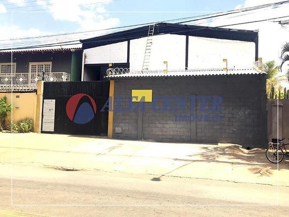 Galpão À Venda, 352 M² Por R$ 800.000,00 - Setor Cândida De Morais - Goiânia/go - Ga0115