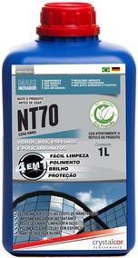 Nt70 Box Banheiro Multipolidor Vidros 1 Lt Performance Eco