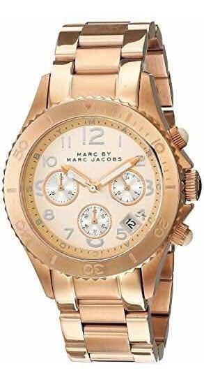 Relógio Marc Jacobs Rose Mbm3156