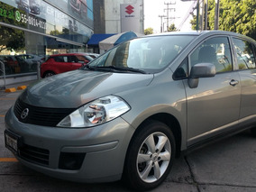Nissan Tiida 1.8 Custom Sedan Mt Ac