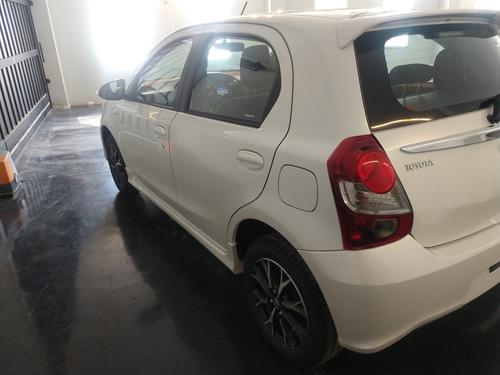 Toyota Etios 2021 1.5 Sedan Xls My19