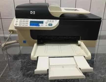 Impressora Hp Officejet J4660 All In One