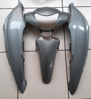 Kit Conjunto Carenagem Honda Biz125 Original Ano 2013/2014