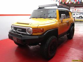 Toyota Fj Cruiser 2008