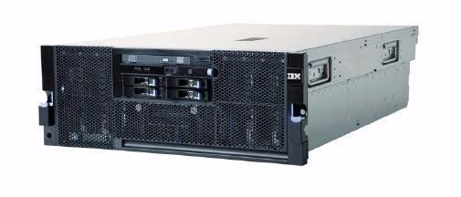 Servidor Ibm System X3950 M2 Lenovo